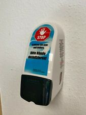 Desinfektionsspender sofort verfügbar zur Wandmontage - Kein Seifenspender!!!