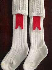 Baby Kilt Socks + Red Flashes. Fantastic combined offer.