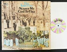 BLACK GOSPEL LP Savettes Hob 2167 Nearer My God To Thee