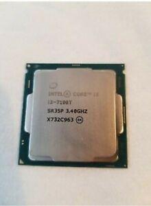 Intel Core i3-7100T 3.4GHz LGA 1151 SR35P 2 Core 4Thread HD 630 35W Processor
