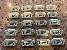 1974-1980 OLDS Omega Brougham SX Glass Windshield Trim Molding Reveal Clips GM
