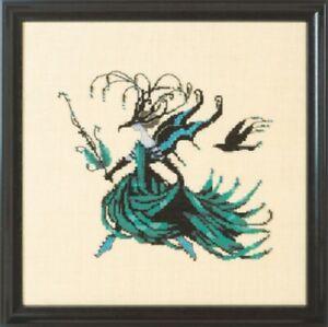 Masqued Mischief - Bewitching Pixies - #NC295 Nora Corbett New Chart
