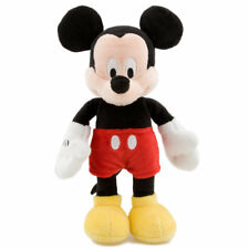 "AUTHENTIC DISNEY MICKEY MOUSE CLUBHOUSE MICKEY 9""/23cm H MINI PLUSH TOY NEW"