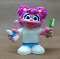 Playskool Sesame Street at Work -  Abby Cadabby  Hasbro  Figure PVC LOOSE OLD