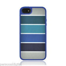 Genuine Speck FabShell for iPhone 5/5S/SE Case - Arctic Blue Aus Seller