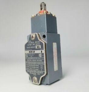Allen Bradley AB Limit Switch 802R-DF Series B, Z-36618