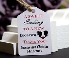 Handmade Chocolate & Confectionary Wedding Favours