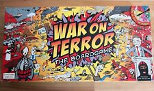 War on Terror - Board Game - Terror Bull Games - 1st Edition - 2006 COMPLETE VGC