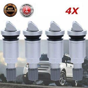 4X Tyre Pressure Monitor Sensor Valve Stem FOR CHRYSLER 300 C VOYAGER SEBRING