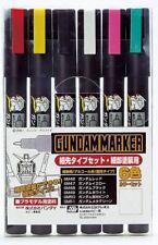 Gunze Sangyo Gundam Markers - Fine Edge Set