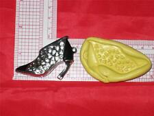 High Heel Shoe Silicone Mold A591 Cake Chocolate Fondant Gumpaste Resin Clay