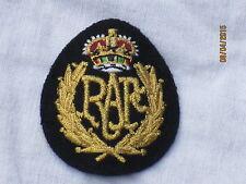 Royal Aeronautica Reggimento,RAF,gesticktes Emblema regionale,piccolo,Luftwaffe