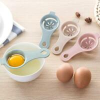 Egg Separator White Yolk Sifting Home Chef Dining Cooking Gadget 5Pcs