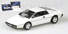 Lotus Esprit J.bond White 1 43 Minichamps 400135220 Miniature