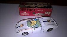 Mercury art.58 Ferrari Sebring con scatola originale. Come nuovo.