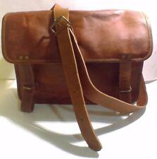 """Messenger Laptop Briefcase Satchel Men' s Bag 13"""" x 10"""" x 3.5"""""""