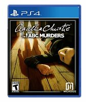 Agatha Christie Game with an Intricate & Celebrated Storyline for PlayStation 4
