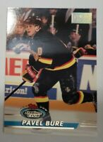 Pavel Bure 1993-94 Stadium Club 1st DAY ISSUE Short Print  RARE  Mint