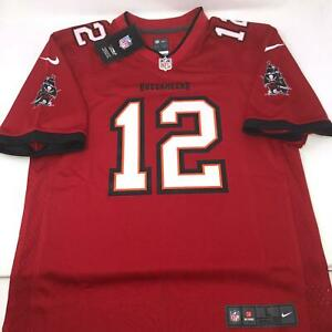 Nike Tampa Bay Buccaneers #12 Chris Godwin Red Jersey Youth Size Large