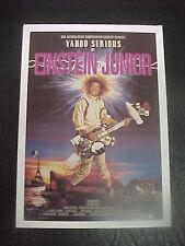YOUNG EINSTEIN, film card [Yahoo Serious]