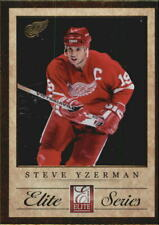 2011-12 Elite Series Steve Yzerman #4 Steve Yzerman - NM-MT