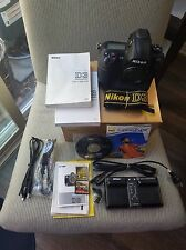 Nikon D3 12.1MP Digital SLR Camera body only
