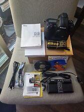 Nikon D3 12.1MP Digital SLR Camera body only