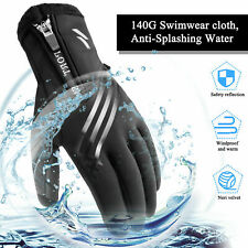 Thermal Winter Ski Gloves Touch Screen Warm Mittens Motorcycle Gauntlet Houshold