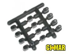 SERPENT 903121 - Complete set of rear pivot pin inserts for the Serpent 960 - #1