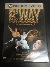 Broadway: The American Musical PBS DVD - DISC TWO ONLY - LIKE NEW