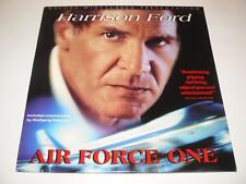 LaserDisc ~ Air Force One ~ Harrison Ford ~ NTSC ~ Double Disc ~ Columbia