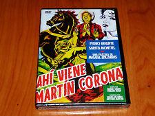 AHI VIENE MARTIN CORONA - Pedro Infante / Sara Montiel - Precintada