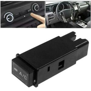 New A/C Air Con System Push Button Switch For Toyota RAV4 Tacoma 4Runner Pickup