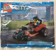 Lego 30354 City Hot Rod Brand New Unopened - Free Post