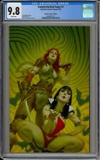 VAMPIRELLA/RED SONJA #1 - CGC 9.8 - TEDESCO HIGH END VIRGIN VARIANT - 3696281012