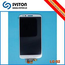 Pantalla Completa Para LG G2 D802 Blanco LCD + DIGITALIZADOR BLANCA Tactil