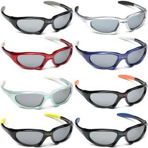 Baby Toddler Preschool Kids Children Boys Sport Wrap-Around Sunglasses