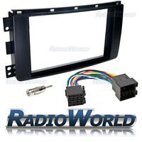 Smart ForTwo Stereo Radio Fitting Kit Fascia Panel Adapter Double Din FP-13-05