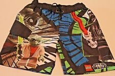 Boy Size 4 Lego Star Wars Swimsuit Trunks Swimwear Swim Bottoms NEW