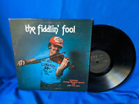 Joe Edwards LP The Fiddlin' Fool Bluegrass Signed Private Nashville, Indiana