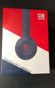Beats by Dr Dre Solo 3 Wireless Headphone [ Club Collection / Navy Blue ] NEW