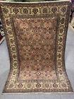 4X6 FT Very Rare Antique Handmade Ghoum Design tribal high quality Wool Kashmiri