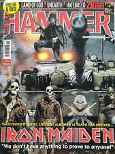 IRON MAIDEN - Cutting clipping from Metal Hammer UK 09/2006 - 12 pages