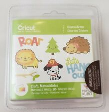 CRICUT *CREATE A CRITTER* SHAPES CARTRIDGE *BRAND NEW SEALED* ANIMALS & PHRASES