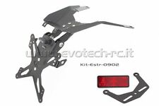 EVOTECH KIT PORTATARGA RECLINABILE COMPLETO KTM 690 SMC / ENDURO / R TAIL TIDY