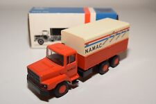 ± LION CAR DAF N2800 N 2800 TRUCK BLUE NAMAC 1982 NEAR MINT BOXED