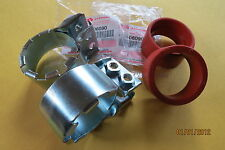 NOS SUZUKI EXHAUST GASKETS & CLAMPS GT750 GT 750 KETTLE WATER BUFFALO 1972-1977