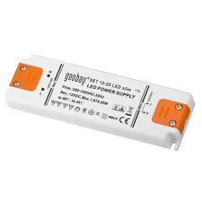 Goobay Transformateur LED Weiss 24 Volt (3c7)