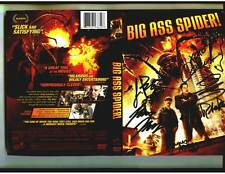 Big Ass Spider DVD signed by Greg Grunberg Clare Kramer  + 7 other cast/crew
