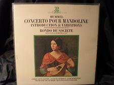J.N. Hummel - Concerto pour Mandoline, Hautbois, Piano / Paillard